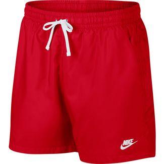 Nike NSW Shorts Herren university red-white
