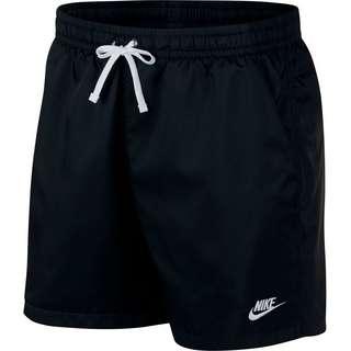 Nike NSW Badeshorts Herren black-white