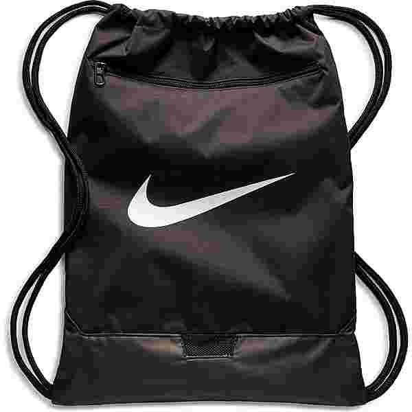 Nike Brasilia Turnbeutel black-black-white