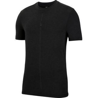 Nike Dry Funktionsshirt Herren black-iron grey