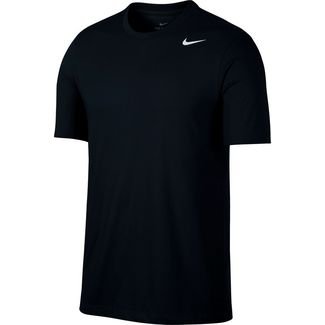 Nike Dri-fit Funktionsshirt Herren black-white