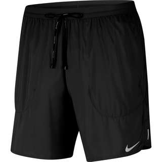Nike Flex Stride 7IN Funktionsshorts Herren black-reflective silver