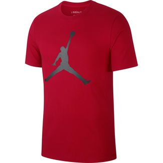 Nike Jumpman T-Shirt Herren gym red-black