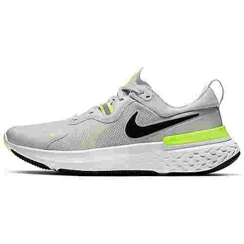 Nike React Miller Laufschuhe Herren grey fog-black-particle grey