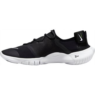 Nike Free Run 5.0 Laufschuhe Herren black-white-anthracite