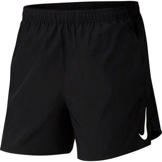 Nike Challenger Funktionsshorts Herren black-black-reflective silver