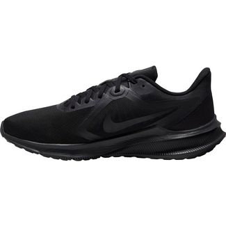 Nike Downshifter 10 Laufschuhe Herren black-black-iron grey