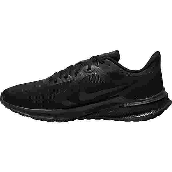 Nike Downshifter 10 Laufschuhe Herren black-black-iron grey