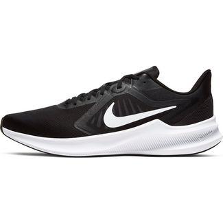 Nike Downshifter 10 Laufschuhe Herren black-white