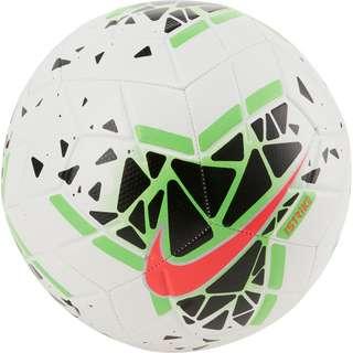 Nike Strike Fußball white-black-green strike-laser crimson