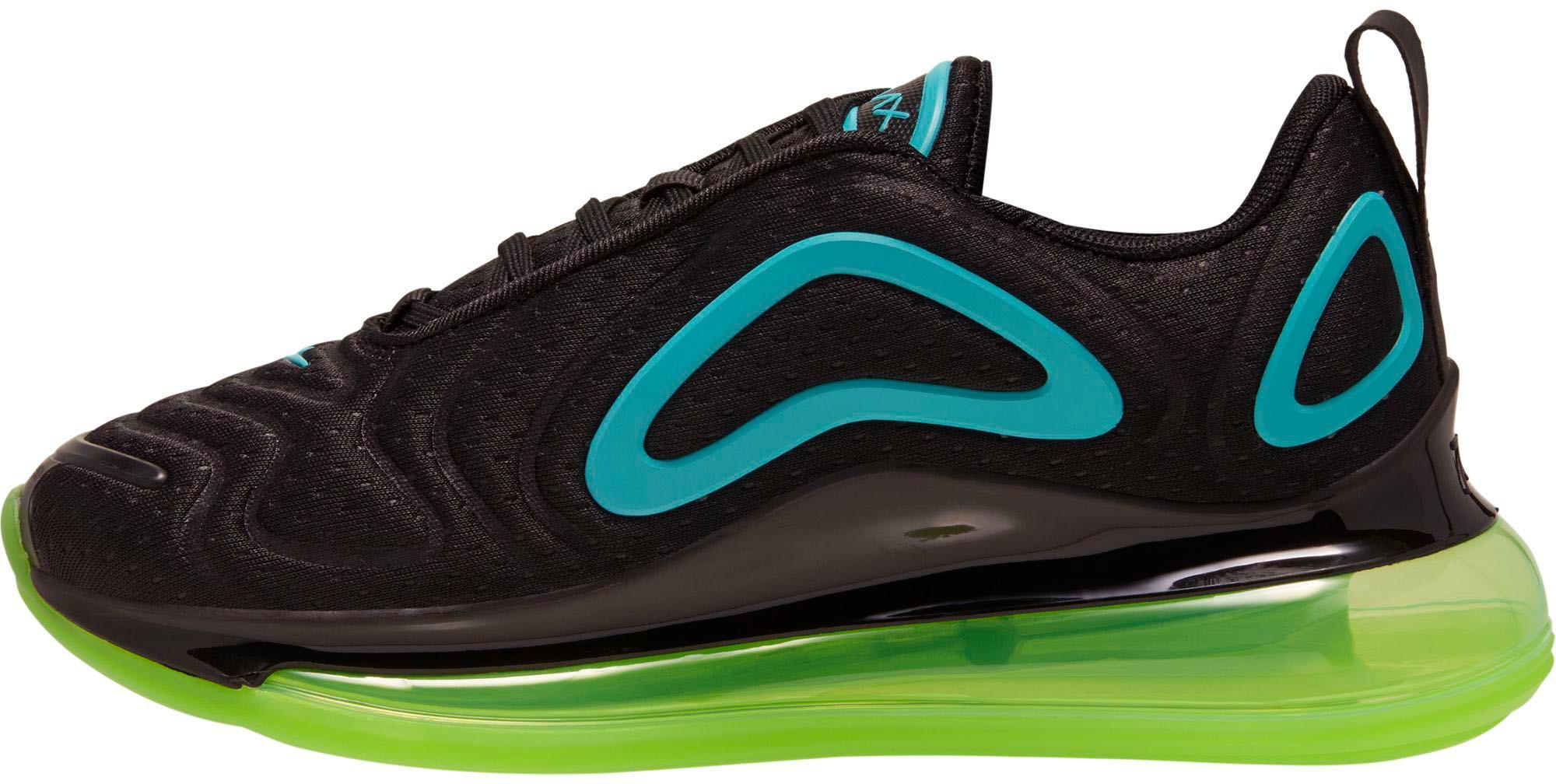 Nike AIR MAX 720 Sneaker Kinder black university gold hyper royal im Online Shop von SportScheck kaufen