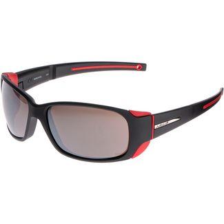 Julbo MONTEBIANCO Sportbrille schwarz matt- rot