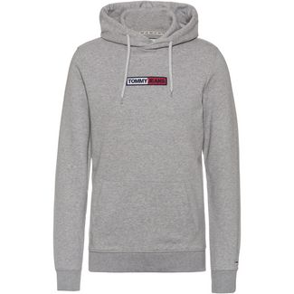 Tommy Hilfiger Hoodie Herren light grey heather