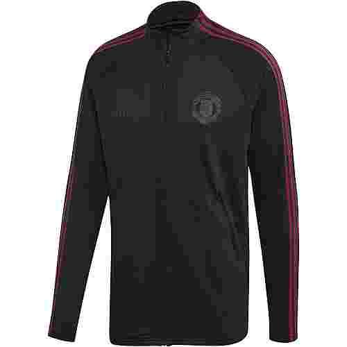 adidas Manchester United Trainingsjacke Herren black