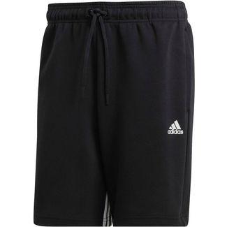 adidas Shorts Herren black-white