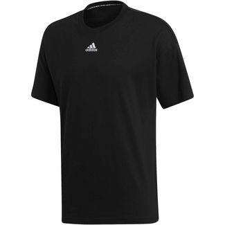 adidas Funktionsshirt Herren black-white