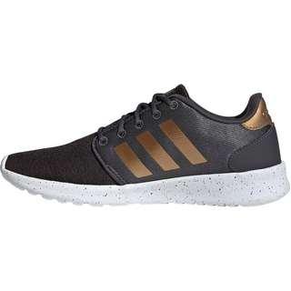 adidas QT Racer Sneaker Damen grey six-tactile gold