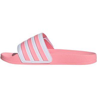 adidas ADILETTE SHOWER ADJ K Badelatschen Kinder glory pink-glory pink-ftwr white