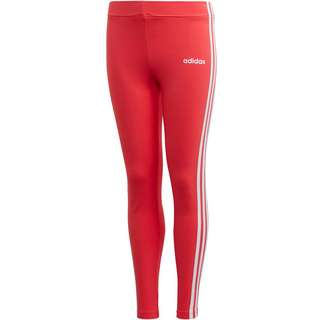 adidas YG E 3S TIGHT Tights Kinder core pink-white