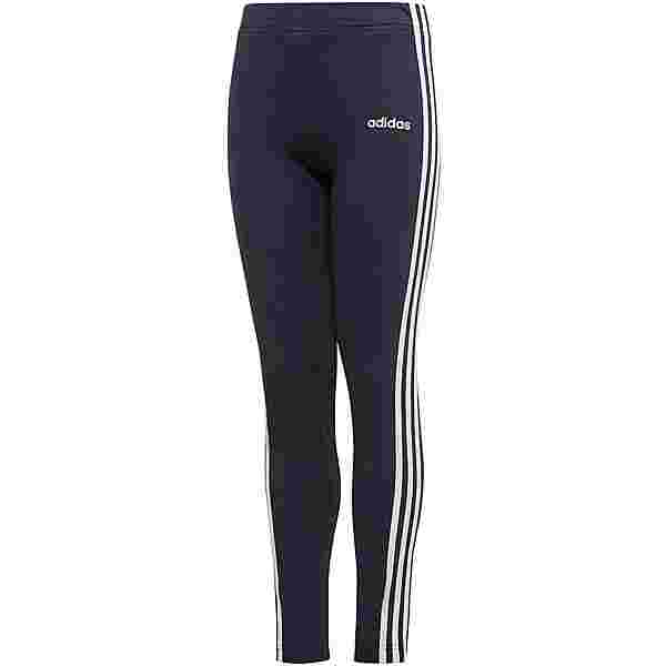 adidas 3 STRIPES Tights Kinder legend ink-white-white