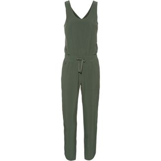 Patagonia Fleetwith Jumpsuit Damen kale green