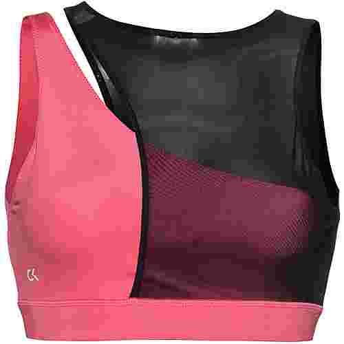 Calvin Klein Utility Strong BH Damen claret red