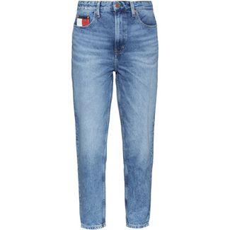 Tommy Hilfiger Straight Fit Jeans Damen save 20 lt blue rig