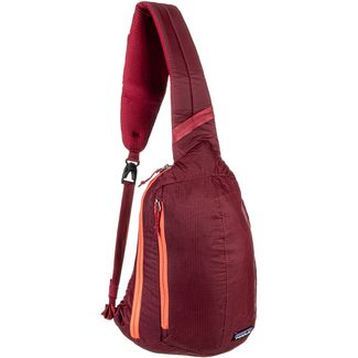 Patagonia Ultralight Black Hole Sling Bauchtasche roamer Red