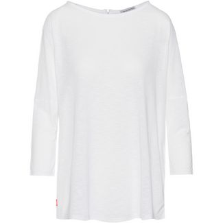 Craghoppers NosiLife Shelby Langarmshirt Damen optic white