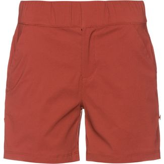 Columbia Firwood Camp II Funktionsshorts Damen dusty crimson