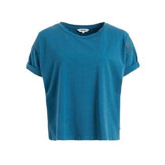 Khujo REAGAN T-Shirt Damen blau