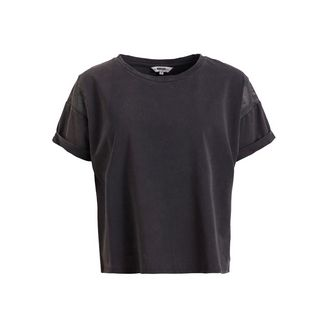 Khujo REAGAN T-Shirt Damen schwarz