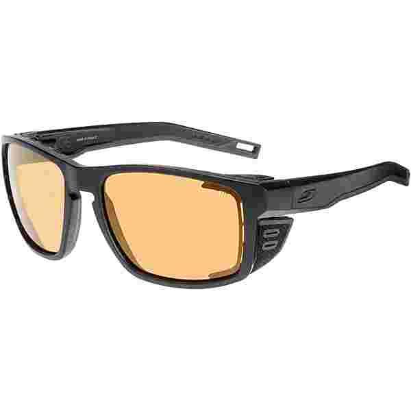 Julbo SHIELD Sportbrille schwarz-schwarz
