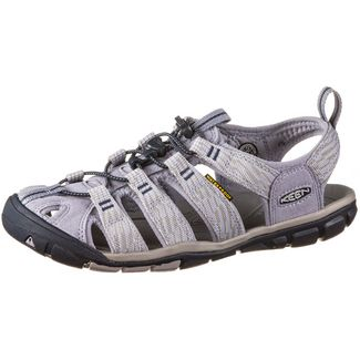 Keen Clearwater CNX Outdoorsandalen Damen dapple grey-dress blue