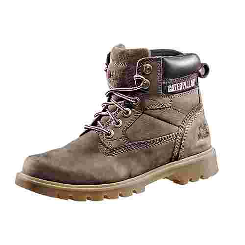 CATERPILLAR Willow Boots Damen dunkelbraun