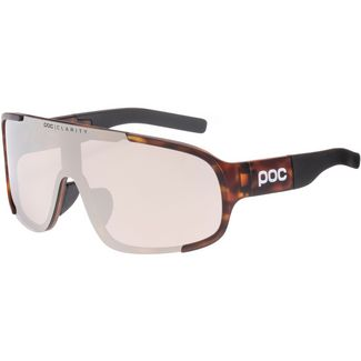 POC Aspire Sportbrille tortoise brown