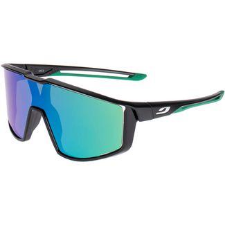 Julbo FURY Sportbrille schwarz-glänzend schwarz-grün