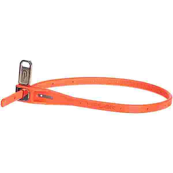 Hiplok Hiplok Z-Lok Single Fahrradschloss orange