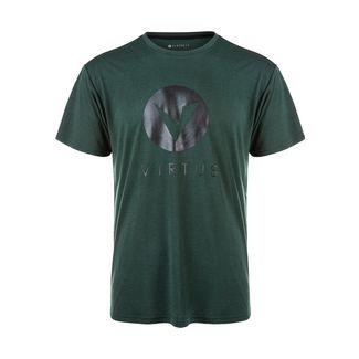 Virtus Printshirt Herren 3064 Darkest Spruce