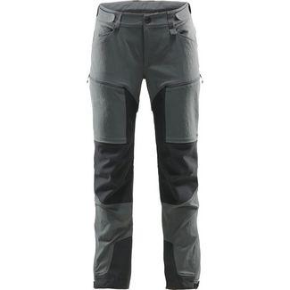 Haglöfs Rugged Mountain Pant Trekkinghose Damen Magnetite/true black