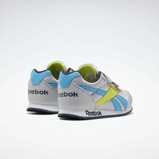 Reebok Sneaker Kinder Cold Grey 2 / California Blue / Collegiate Navy