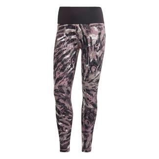 adidas Believe This 2.0 7/8-Tight Tights Damen Multicolor / Dove Grey / Black / Legacy Purple