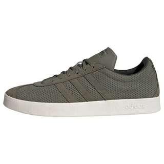 adidas VL Court 2.0 Schuh Sneaker Herren Legacy Green / Legacy Green / Legend Earth