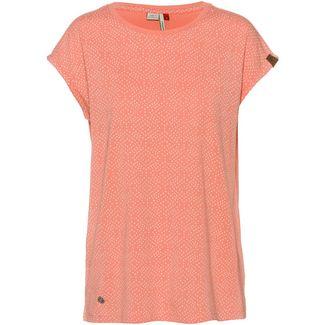 Ragwear Dione T-Shirt Damen peach