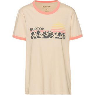 Burton Ashmore Scoop T-Shirt Damen crème brûlée