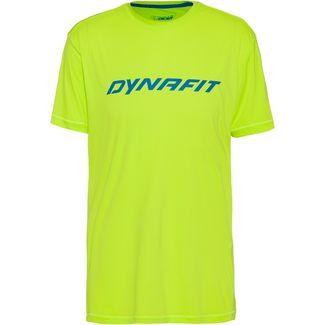 Dynafit Traverse Funktionsshirt Herren fluo yellow