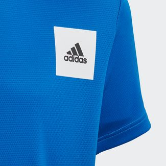 adidas AEROREADY T-Shirt T-Shirt Kinder Blue / Sky Tint / White