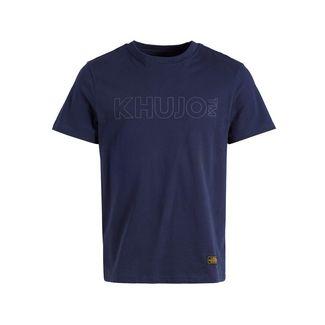 Khujo PENNINGTON T-Shirt Herren navy