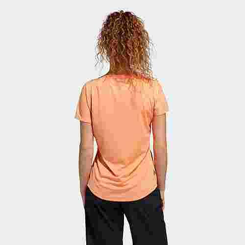 adidas Five Ten Trailcross T-Shirt Funktionsshirt Damen Orange
