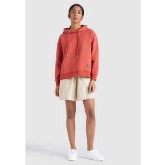 Khujo LOTTI Sweatshirt Damen rostrot